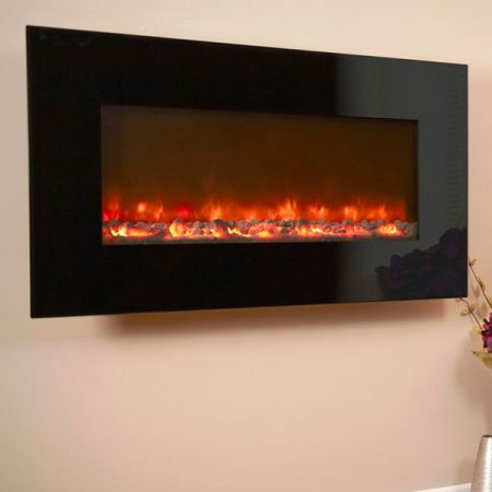 electric fireplace 1